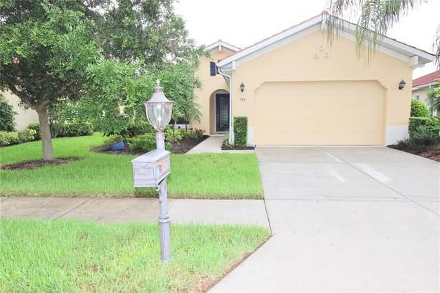 325 Savona Way, North Venice, FL 34275 (MLS #O5961097) :: Sarasota Property Group at NextHome Excellence