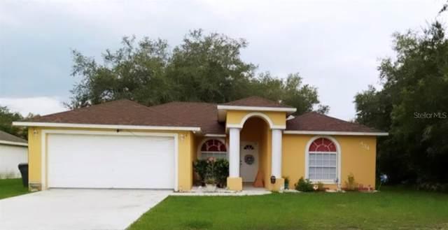 434 Danube Drive, Poinciana, FL 34759 (MLS #O5961128) :: Bob Paulson with Vylla Home