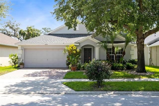 449 Misty Oaks Run, Casselberry, FL 32707 (MLS #O5961161) :: Dalton Wade Real Estate Group