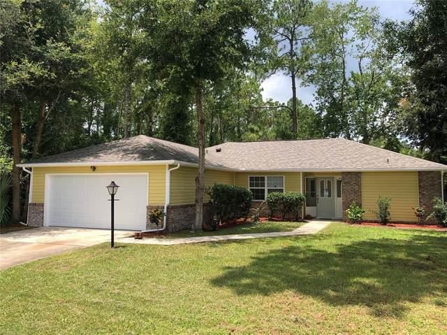 45 Brigadoon Lane, Palm Coast, FL 32137 (MLS #O5961304) :: Zarghami Group