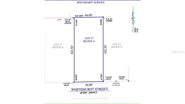 621 Whitehurst Street, Lakeland, FL 33805 (MLS #O5961398) :: Globalwide Realty