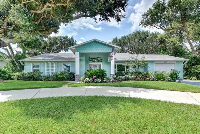 809 E 18TH Avenue, New Smyrna Beach, FL 32169 (MLS #O5961402) :: Zarghami Group