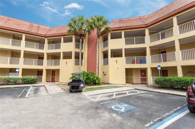 6324 Parc Corniche Drive #1111, Orlando, FL 32821 (MLS #O5961431) :: Zarghami Group