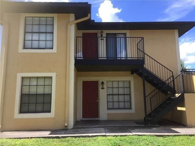 7460 Woodburn Court #33, Winter Park, FL 32792 (MLS #O5961586) :: GO Realty