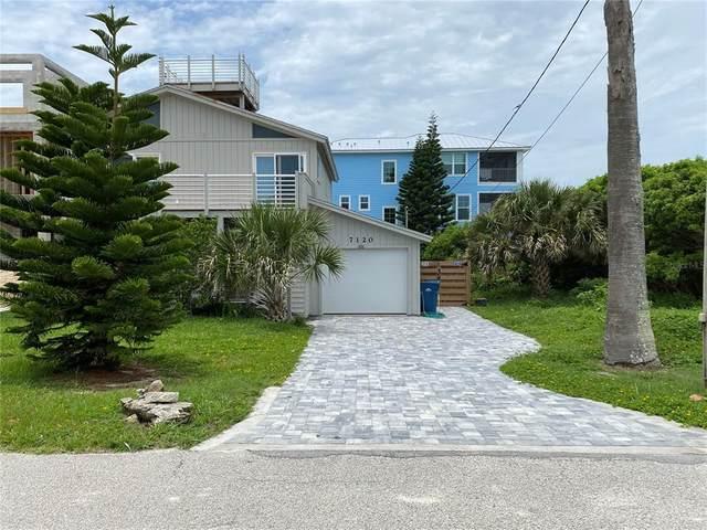 7120 S Atlantic Avenue, New Smyrna Beach, FL 32169 (MLS #O5961602) :: American Premier Realty LLC