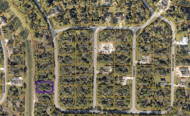 North Port, FL 34291 :: Bustamante Real Estate