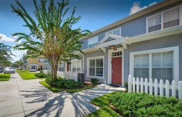 4560 Yellowgold Road E #105, Kissimmee, FL 34746 (MLS #O5961652) :: Bustamante Real Estate