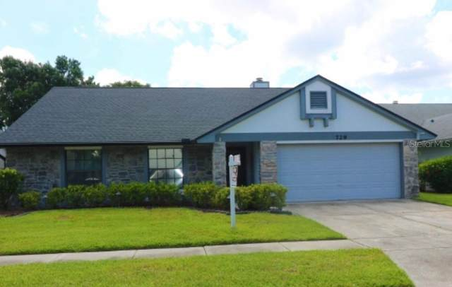 729 Kissimmee Place, Winter Springs, FL 32708 (MLS #O5961659) :: Griffin Group