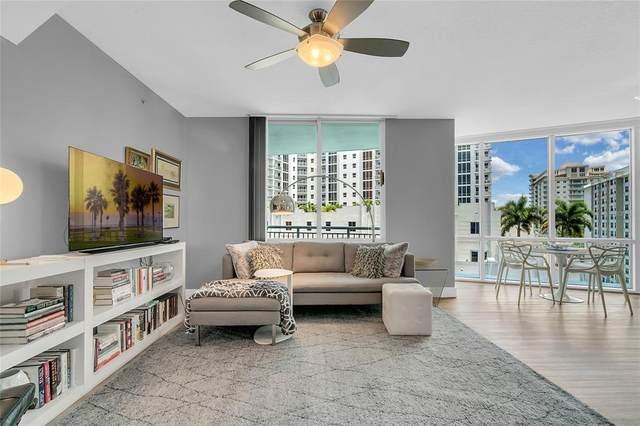 322 E Central Boulevard #810, Orlando, FL 32801 (MLS #O5961806) :: Vacasa Real Estate