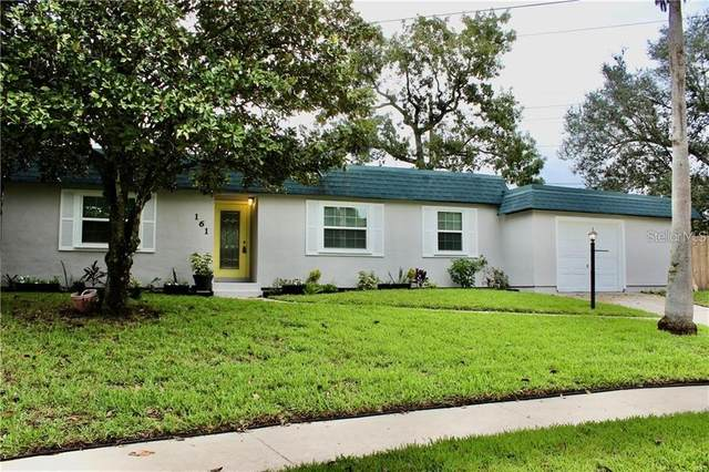 161 Cloisters Cove, Casselberry, FL 32707 (MLS #O5961830) :: Dalton Wade Real Estate Group