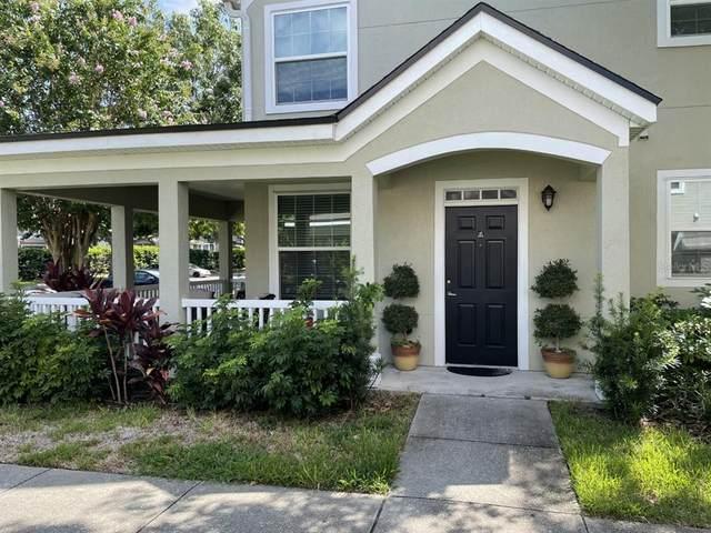 3202 Parkchester Square Boulevard #102, Orlando, FL 32835 (MLS #O5961910) :: Sarasota Home Specialists