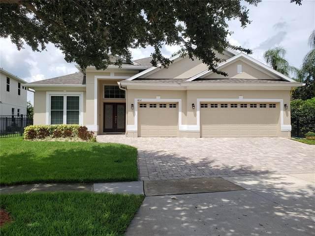 4212 Flora Vista Drive, Orlando, FL 32837 (MLS #O5961925) :: The Light Team