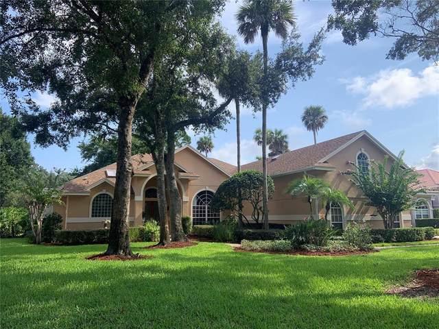 4955 Shoreline Circle, Sanford, FL 32771 (MLS #O5961933) :: Realty Executives