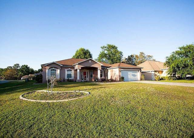 9 Hickory Loop Run, Ocala, FL 34472 (MLS #O5961963) :: Sarasota Property Group at NextHome Excellence