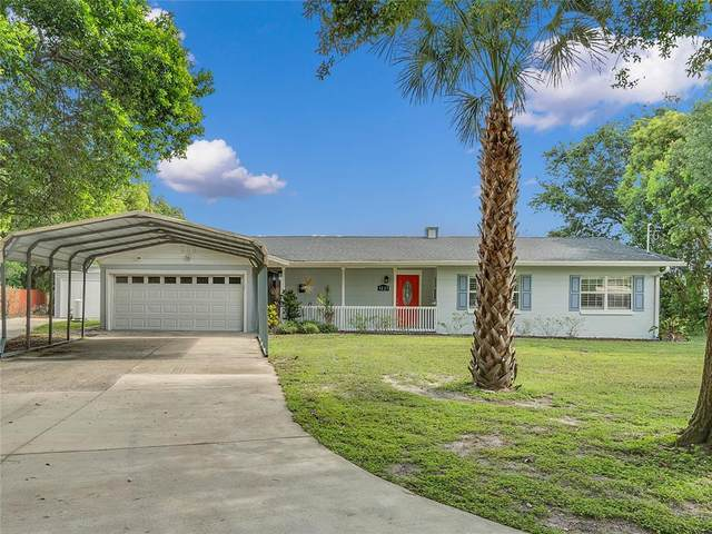 4227 Lake Lockhart Drive, Orlando, FL 32810 (MLS #O5962097) :: Team Bohannon