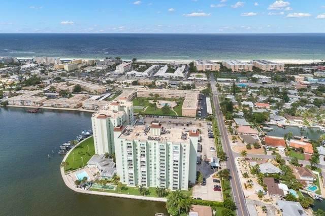420 64TH Avenue #804, St Pete Beach, FL 33706 (MLS #O5962327) :: Frankenstein Home Team