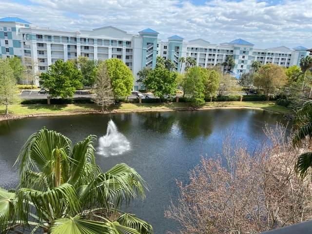 12527 Floridays Resort Drive 607-E, Orlando, FL 32821 (MLS #O5962385) :: Stellar Home Sales