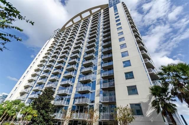 155 S Court Avenue #2413, Orlando, FL 32801 (MLS #O5962409) :: Zarghami Group