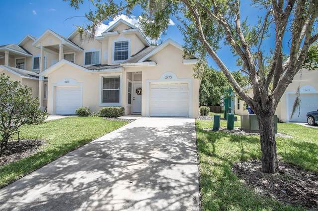 2473 Temple Grove Lane, Kissimmee, FL 34741 (MLS #O5962465) :: Griffin Group