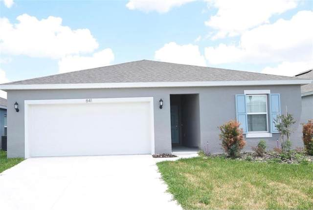 841 Cambridge Drive, Winter Haven, FL 33881 (MLS #O5962473) :: MavRealty