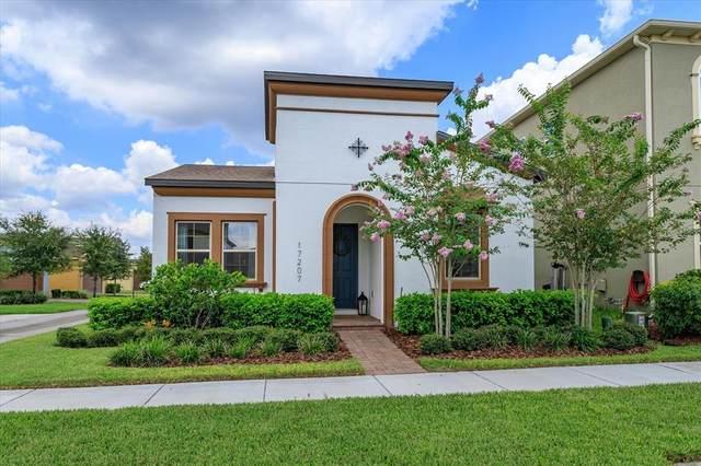 17207 Ocean Hill Drive, Winter Garden, FL 34787 (MLS #O5962607) :: Heckler Realty