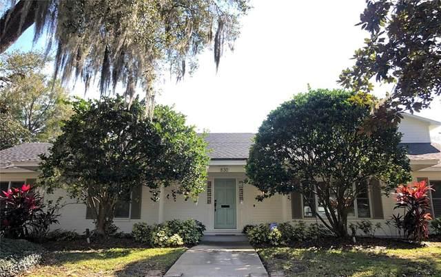 830 Juanita Rael, Winter Park, FL 32789 (MLS #O5962767) :: The Paxton Group