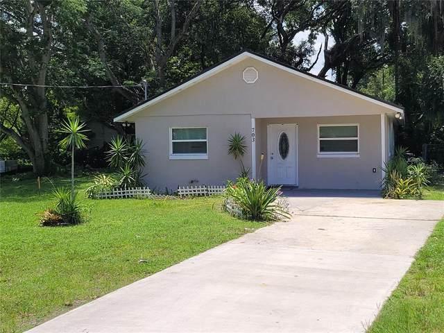 703 E Warren Street, Plant City, FL 33563 (MLS #O5962780) :: Medway Realty