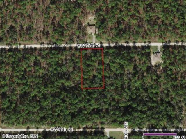 0 Sw 78Th Place, Dunnellon, FL 34432 (MLS #O5962888) :: Gate Arty & the Group - Keller Williams Realty Smart
