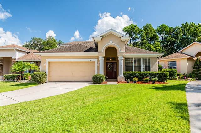 368 Streamview Way, Winter Springs, FL 32708 (MLS #O5962931) :: Realty Executives