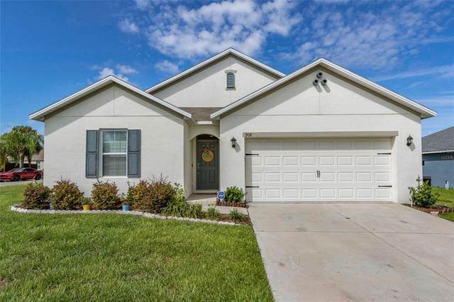 908 Chanler Drive, Haines City, FL 33844 (MLS #O5963143) :: Godwin Realty Group