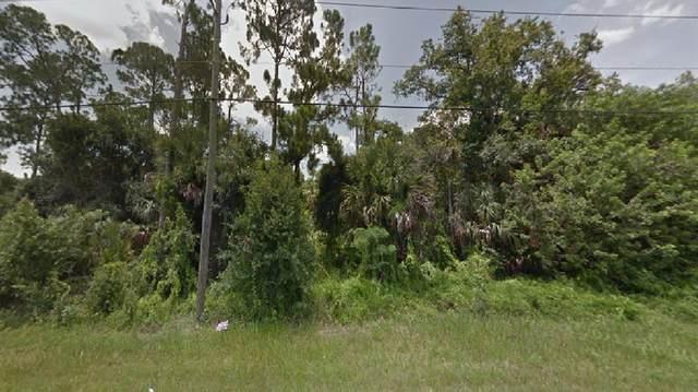 20322 Quesada Avenue, Port Charlotte, FL 33952 (MLS #O5963379) :: The Duncan Duo Team
