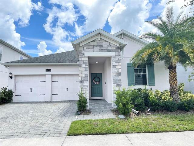4678 Fairy Tale Circle, Kissimmee, FL 34746 (MLS #O5963669) :: The Curlings Group