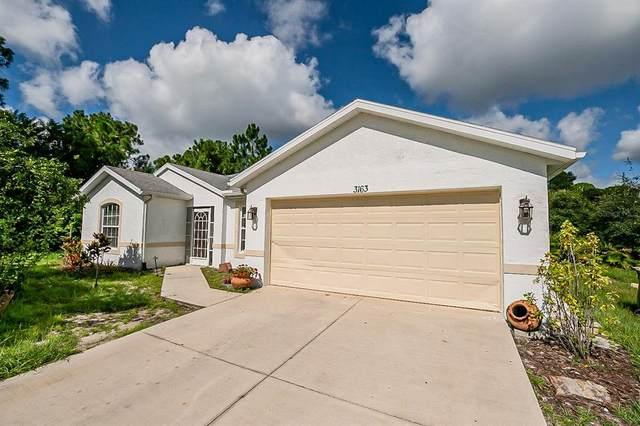 3163 Irma Street, North Port, FL 34291 (MLS #O5963675) :: Globalwide Realty