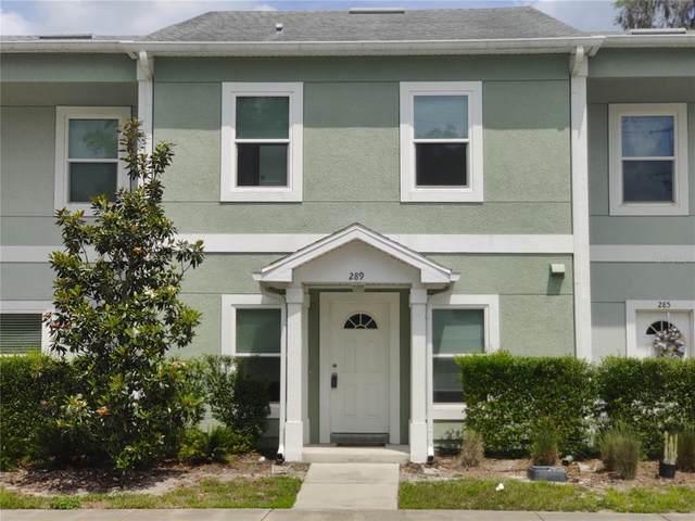 289 N Oak Street, Longwood, FL 32750 (MLS #O5964064) :: Zarghami Group