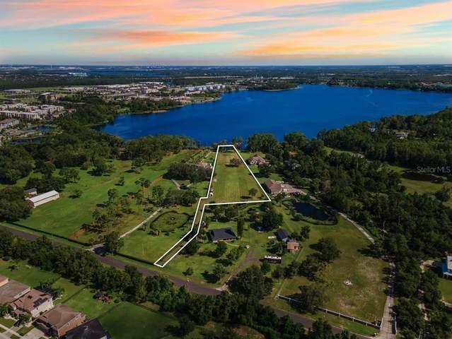 Tyson Road, Orlando, FL 32832 (MLS #O5964883) :: Bob Paulson with Vylla Home