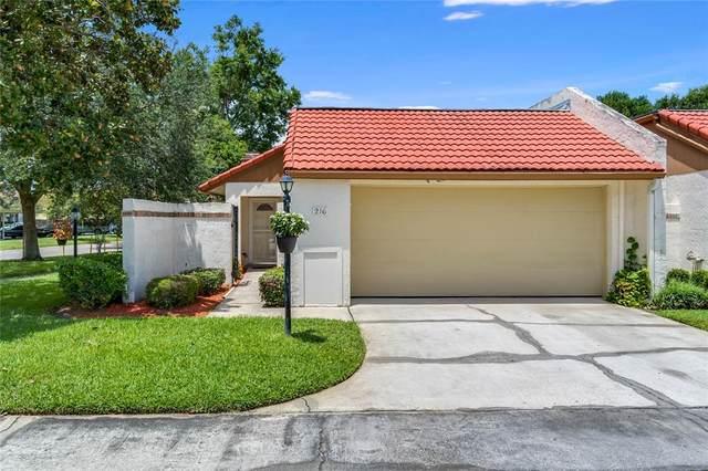 216 Balfour Drive #11, Winter Park, FL 32792 (MLS #O5964964) :: GO Realty