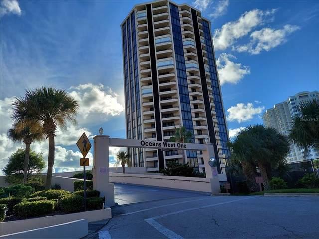 1 Oceans West Boulevard 8A4, Daytona Beach Shores, FL 32118 (MLS #O5965240) :: Wolves Realty