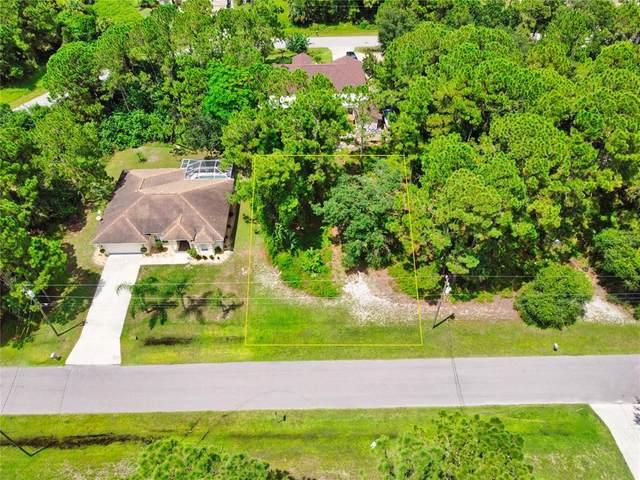 Brasher Avenue, North Port, FL 34287 (MLS #O5965704) :: Sarasota Gulf Coast Realtors