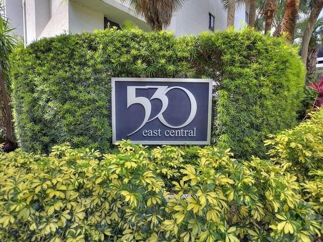 530 E Central Boulevard #902, Orlando, FL 32801 (MLS #O5966285) :: Everlane Realty