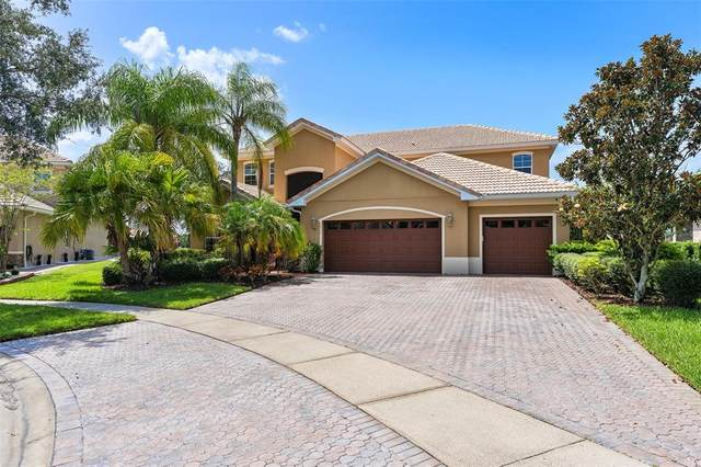 3610 Harbor Isles Court, Kissimmee, FL 34746 (MLS #O5966401) :: The Curlings Group