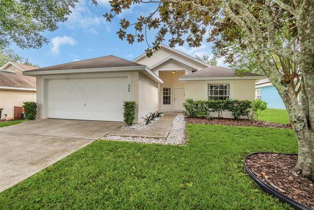 444 Pine Cone Drive, Davenport, FL 33897 (MLS #O5966527) :: The Curlings Group