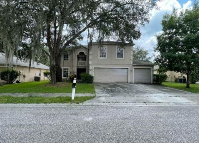 538 Granite Circle, Chuluota, FL 32766 (MLS #O5966780) :: The Curlings Group