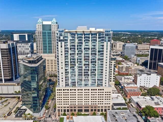 155 S Court Avenue #1413, Orlando, FL 32801 (MLS #O5967209) :: Zarghami Group