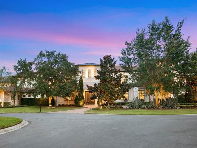 9011 Mayfair Pointe Drive, Orlando, FL 32827 (MLS #O5967276) :: Bustamante Real Estate