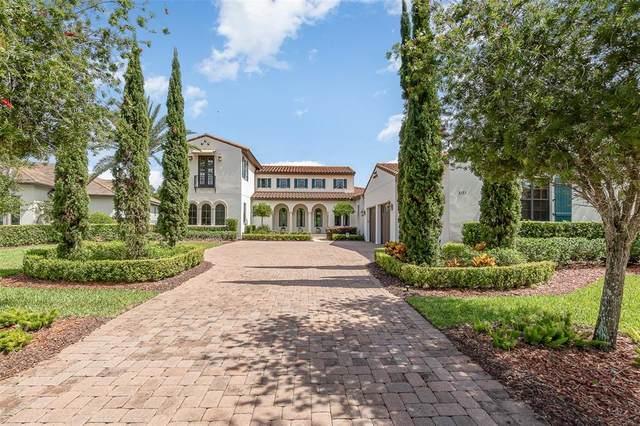 8587 Lake Nona Shore Drive, Orlando, FL 32827 (MLS #O5967706) :: Armel Real Estate