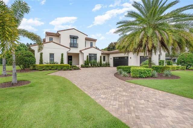 8593 Lake Nona Shore Drive, Orlando, FL 32827 (MLS #O5967708) :: Armel Real Estate