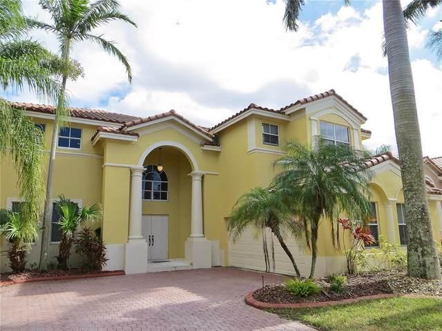 3617 SW 161ST Terrace, Miramar, FL 33027 (MLS #O5967912) :: Zarghami Group