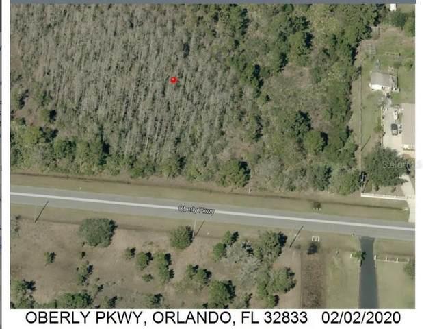 Oberly Parkway, Orlando, FL 32833 (MLS #O5968005) :: GO Realty
