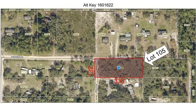 Lot 105 Apollo Lane, Deland, FL 32720 (MLS #O5968136) :: Zarghami Group