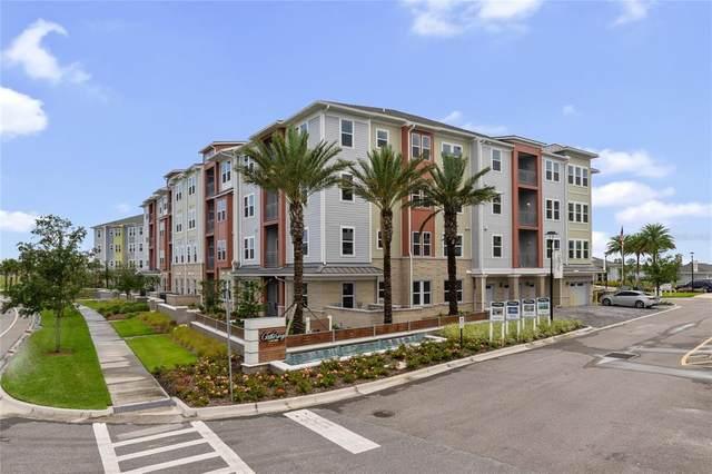 7505 Laureate Boulevard #2206, Orlando, FL 32827 (MLS #O5968255) :: MVP Realty